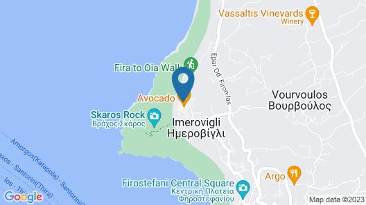 Villa Lukas Map