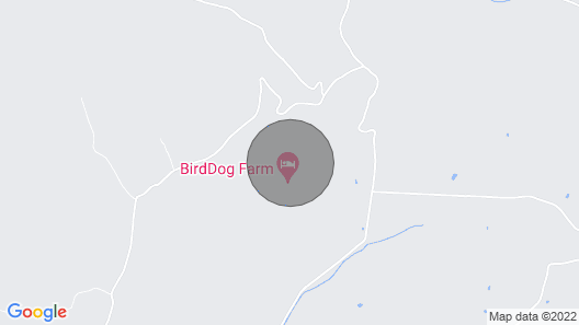 The BirdDog Farm Cabin #1        Map