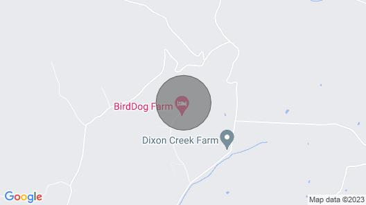 BirdDog Farm Cabin #2       Map