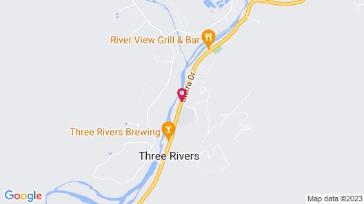 Rio Sierra Riverhouse Map