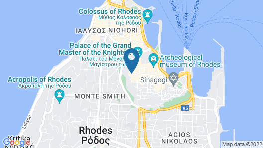 Domus Studios Map