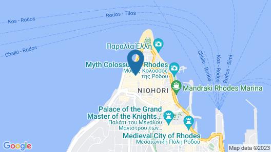 Sveas Hotel Map