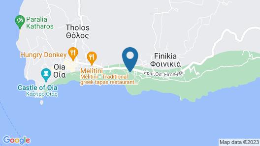Rimida Villas Map