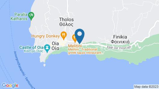 Maryloujohn Villas Map