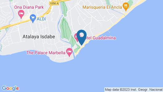 Hotel Guadalmina Spa & Golf Resort Map