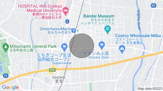 New and Beautiful LDK - New and Beautiful LDK / Shimotsuga-gun Tochigi Map