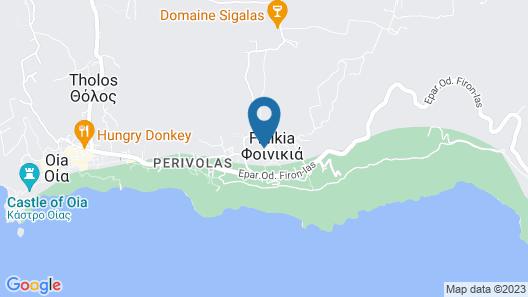 Agnadi View Villa Map