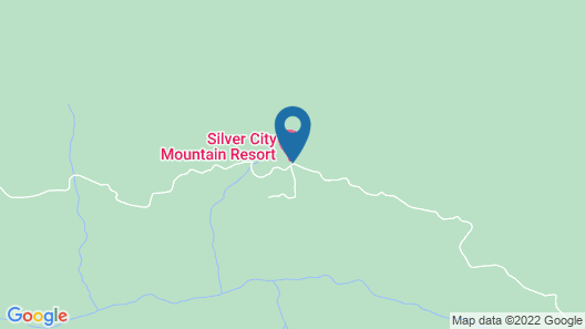 Silver City Mountain Resort Map