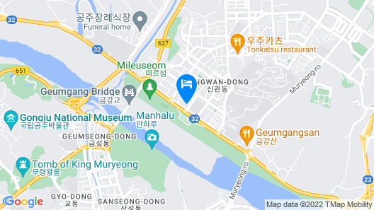 Gongju Hotel Fashion Map
