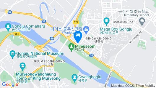 Gongju Soo Map