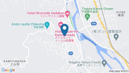Hotel Platon Annex Green Plaza Map