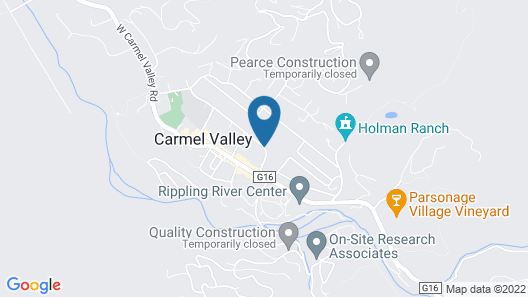 Contenta Inn Map