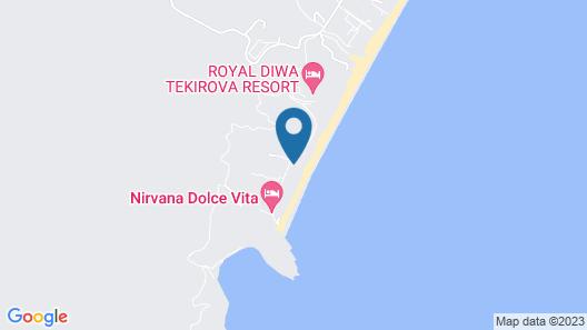 Nirvana Dolce Vita Map
