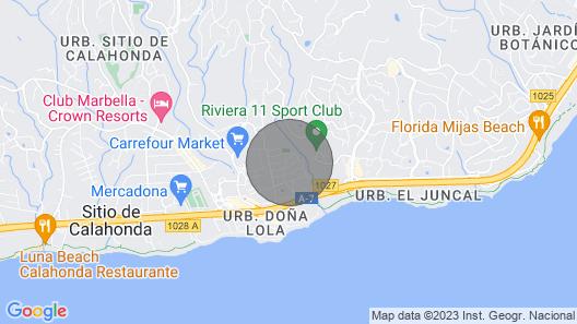 J03 Villa Mabola - Villa Map