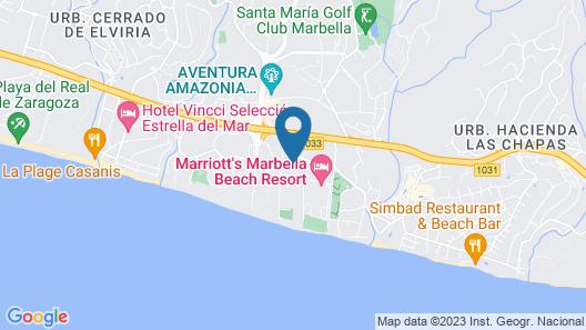Don Carlos Resort & SPA Map