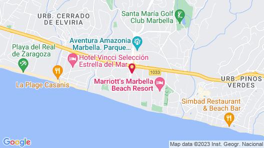 Ona Alanda Club Marbella Map