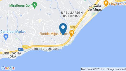 Villa Margarita - Private villa with nice garden and pool few minutes away from La Cala de Mijas Map