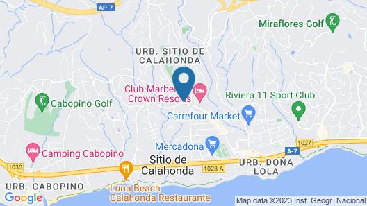 Ona Campanario Map