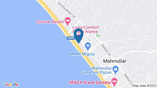 Fun & Sun Smart Club Prestige  Map