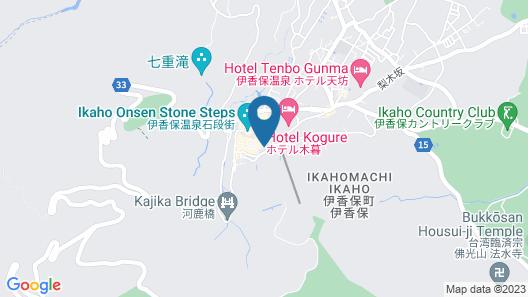KOKUYA Map
