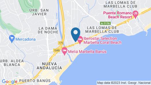 Boho Club Map