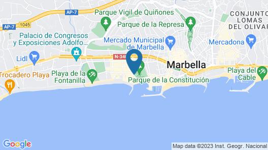 Marbella Skol Map