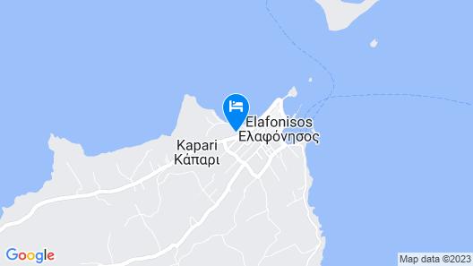 Kontogoni Rooms Map