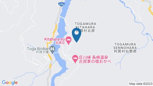 Kitaharaso Map