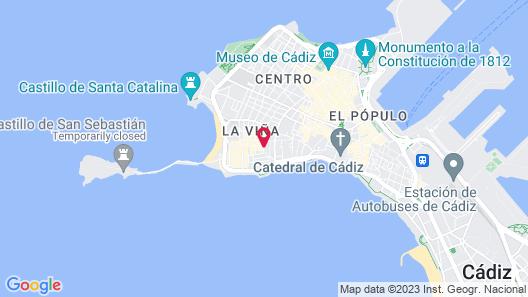 Apartamentos Maier Map
