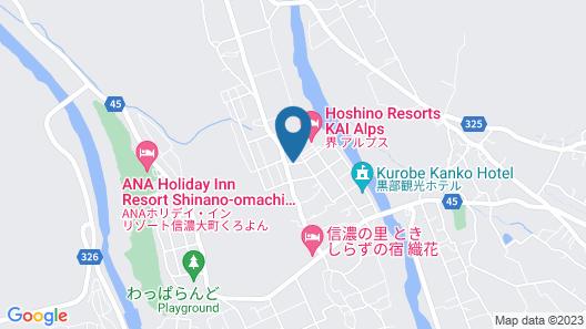 Kanouya Map