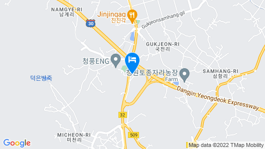 Cheongju Some Map
