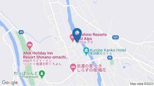 Hotel Keisui Map