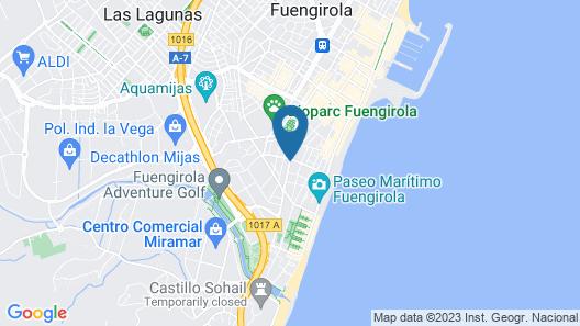 Itaca Fuengirola Map