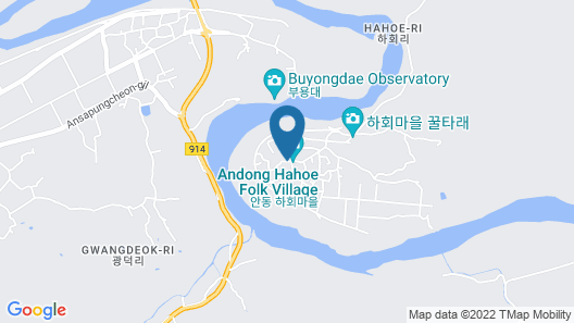 Moji Guest House Map