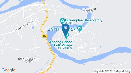 Bukchondaek Map