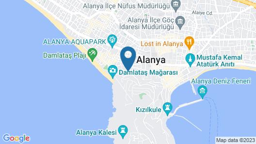 Villa Sonata Map