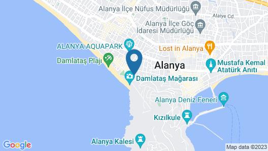 Caligo Apart Hotel Map