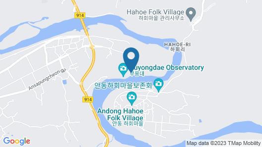 Okyeon pavilion Map