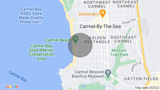 Lx22: Luxury Estate Carmel By The Sea Map