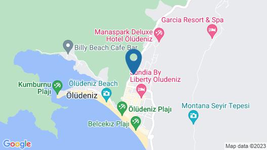 Montebello Resort & Spa – All Inclusive Map