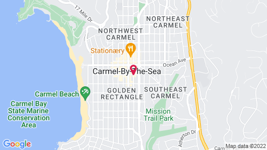 Wayside Inn Map