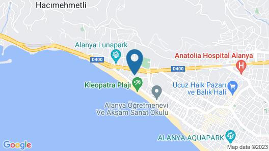 Yeniacun Apart Hotel Map