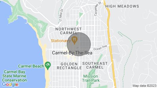 Banyan - Carmel Condo - Modern Condo Map