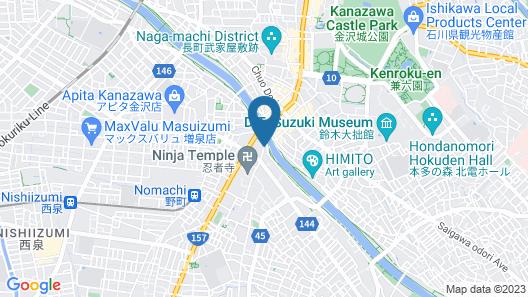 Riverside TABI-NE Map