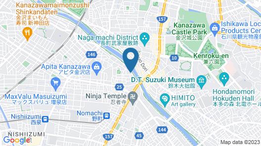 Sennichi House Map
