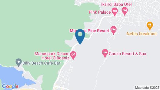 Sertil Royal Forest Hotel Map
