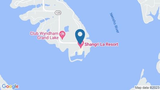 Shangri-La Resort Map