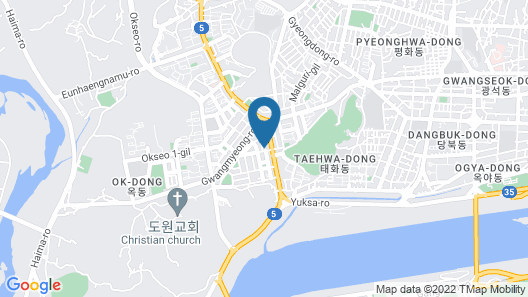 Andong Show Map