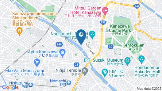 Saigawa House Map