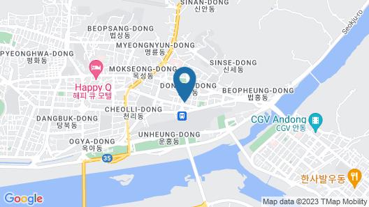 Sharp Hotel Map